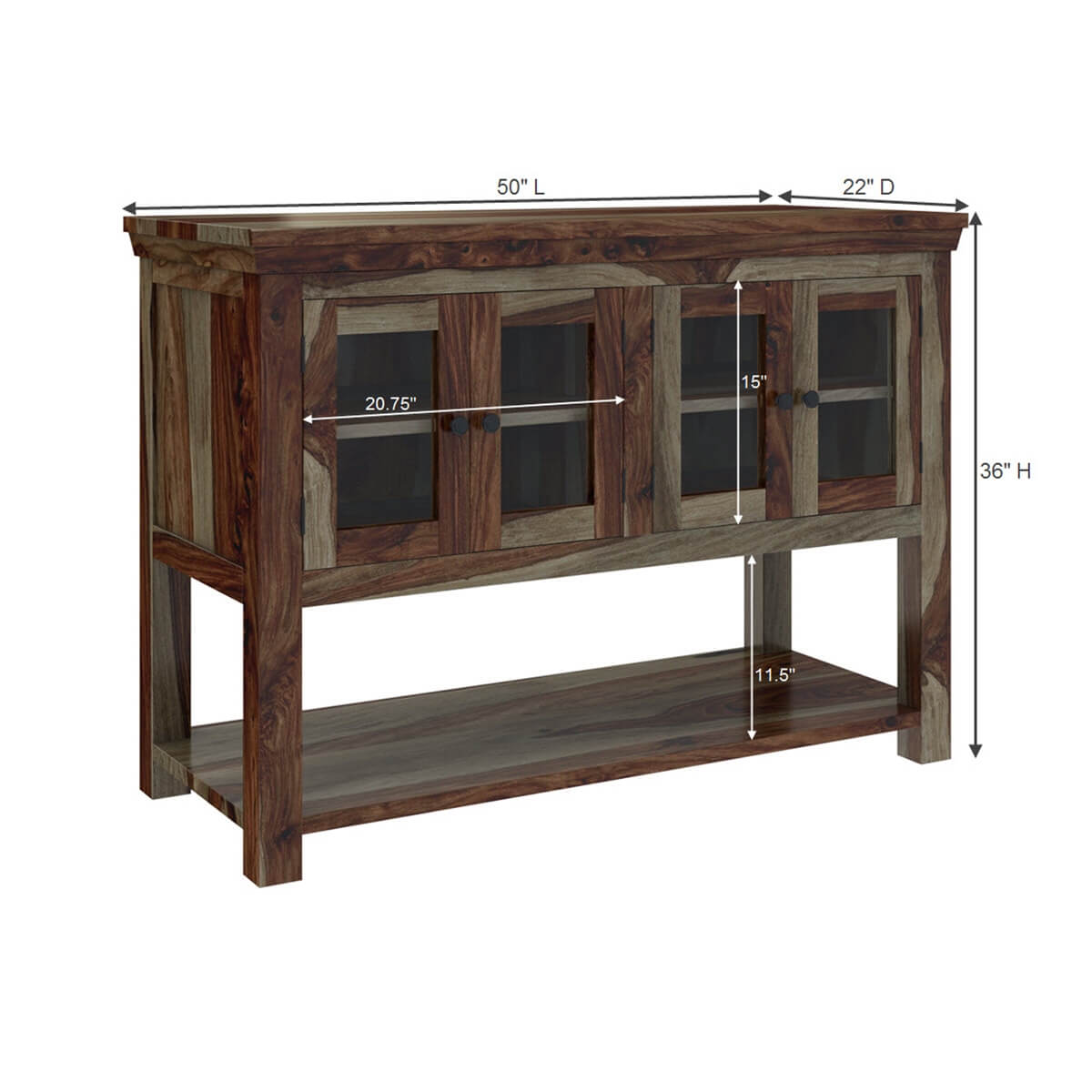 Modern Buffet Table Crowdbuild For
