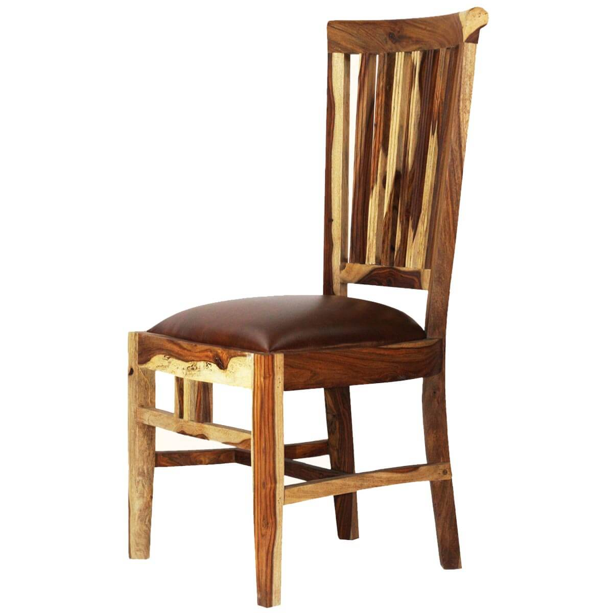 Chairs Dallas Ranch Comb Back Solid Wood Upholstered Dining Chair. Full resolution‎  photograph, nominally Width 1200 Height 1200 pixels, photograph with #B48317.