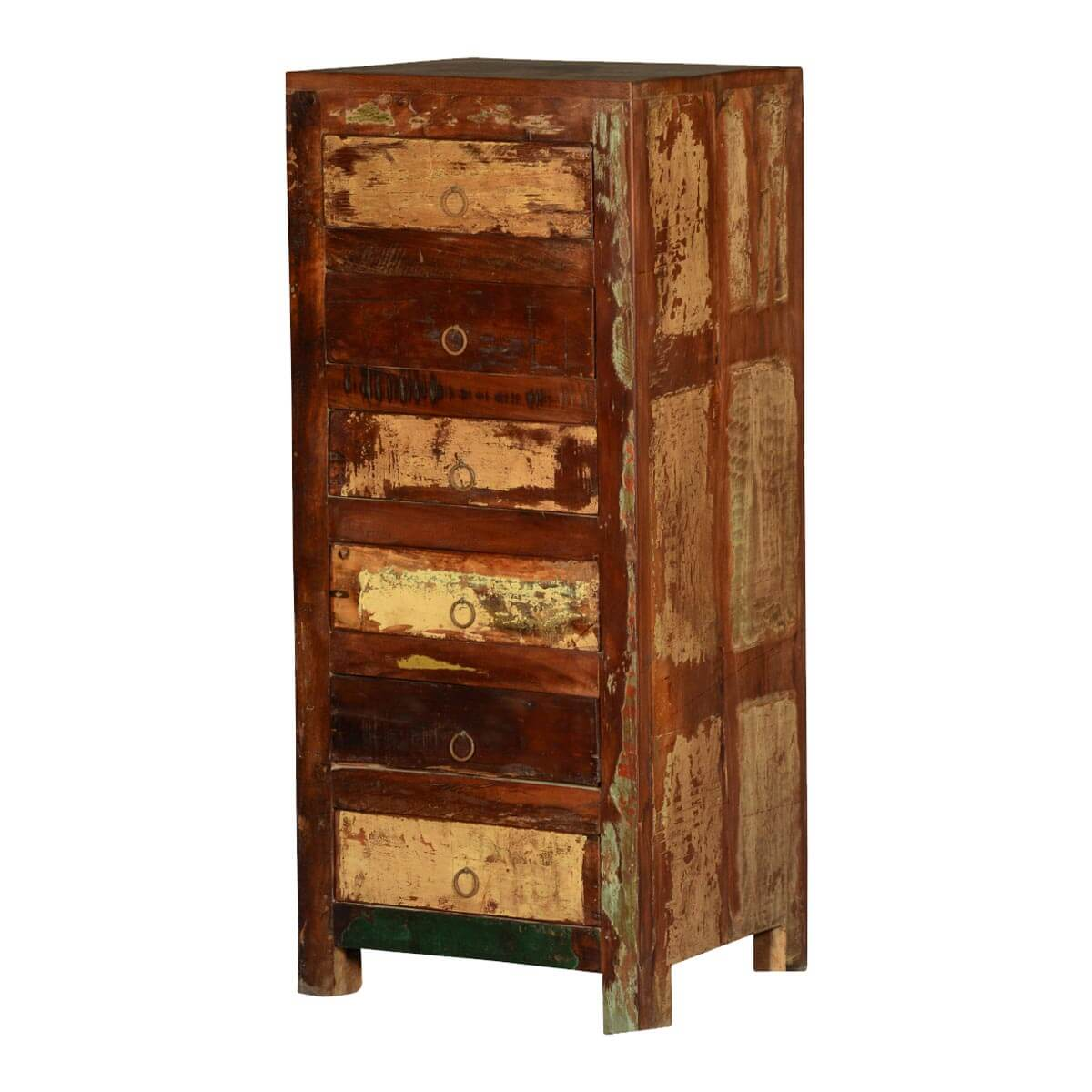 pin reclaimed wood distressed table desk from pallets and a