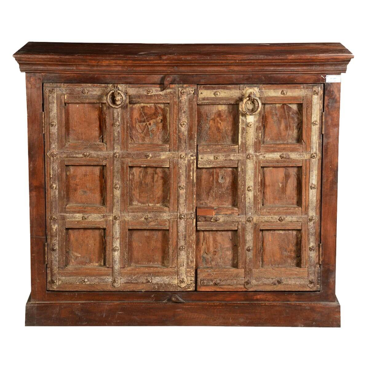 Simply Gothic Reclaimed Wood 46 Buffet Freestanding Cabinet