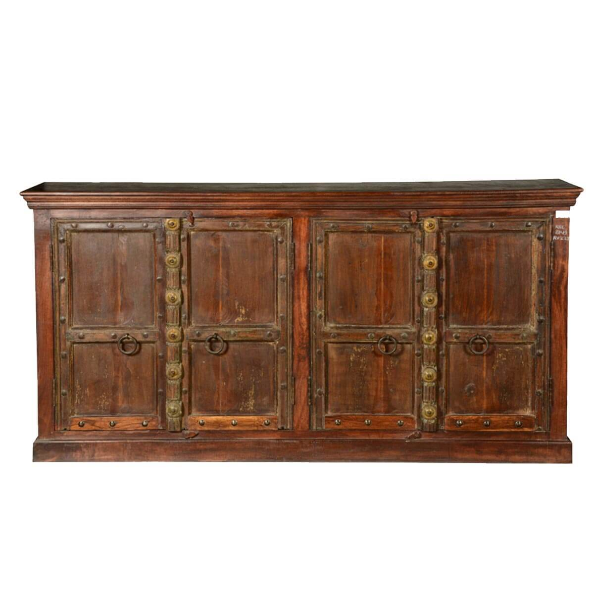 Gothic Traditions Reclaimed Wood Large Sideboard