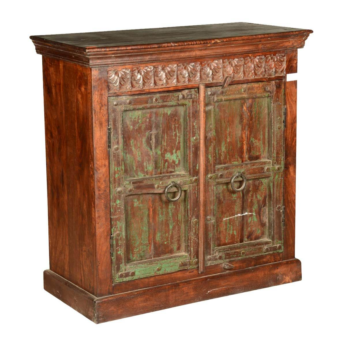 Italian Gothic Floral Reclaimed Wood Buffet Cabinet : 68772 from www.sierralivingconcepts.com size 1200 x 1200 jpeg 168kB