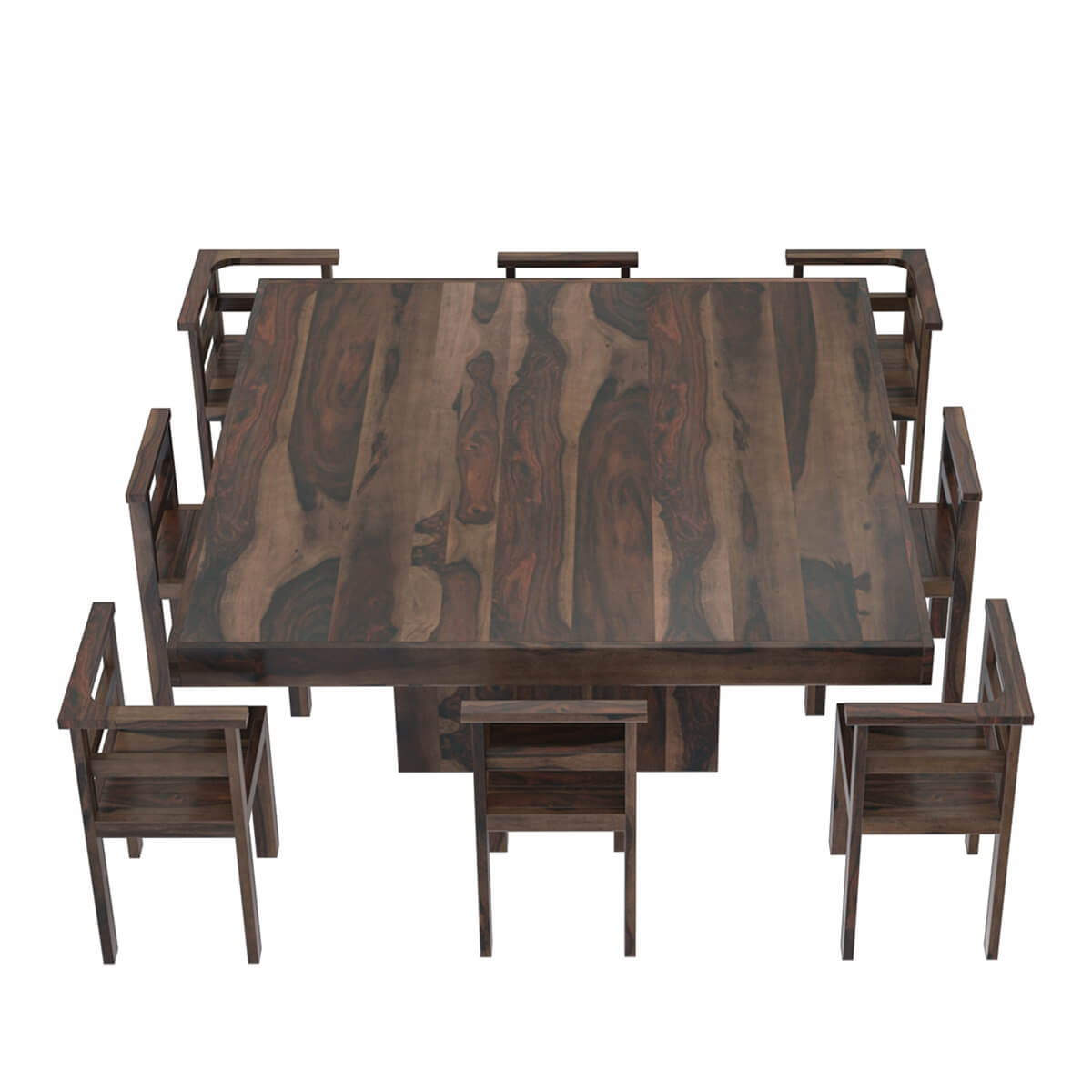 Square Oak Dining Table For 8 Minsk Large Square Oak  : 69064 from amlibgroup.com size 1200 x 1200 jpeg 196kB