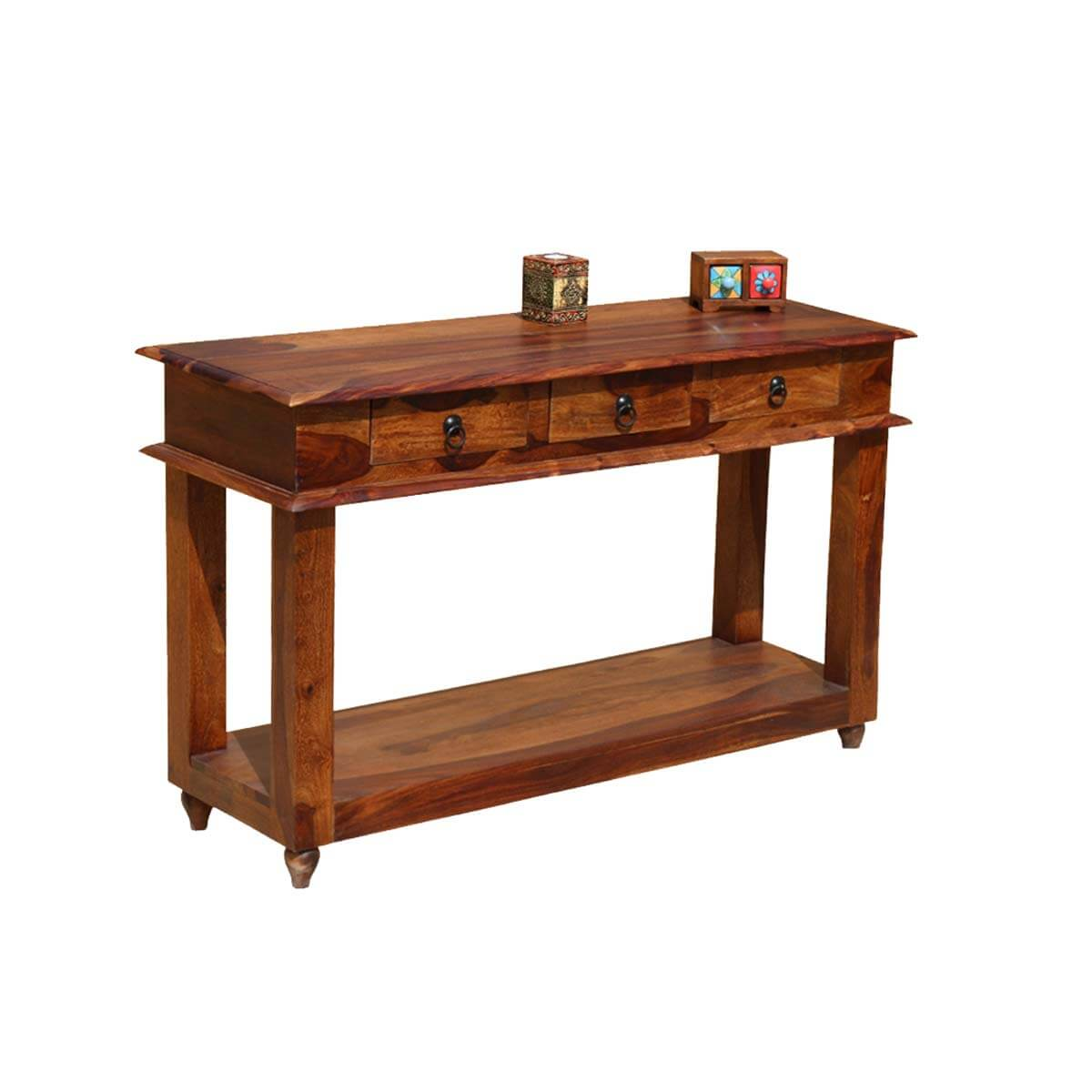 Solid Wood End Tables And Coffee Tables Newport