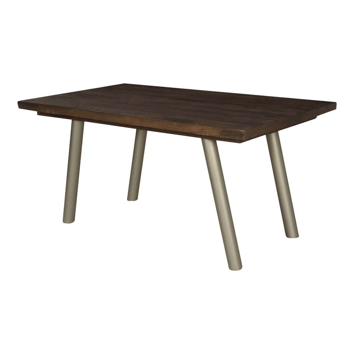 Modern Frontier Mango Wood amp Iron Rustic 63 Dining Table : 74143 from www.sierralivingconcepts.com size 1200 x 1200 jpeg 60kB