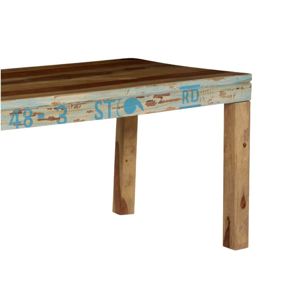 Natural Rustic Solid Wood Rectangular Dining Table : 74355 from www.sierralivingconcepts.com size 1200 x 1200 jpeg 70kB
