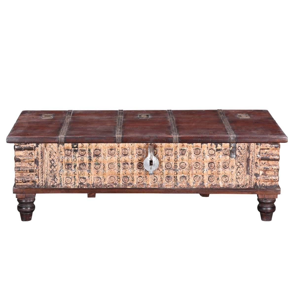 For Content Rustic Heritage Reclaimed Wood Standing Coffee Table Chest. Full resolution  image, nominally Width 1200 Height 1200 pixels, image with #B57C16.