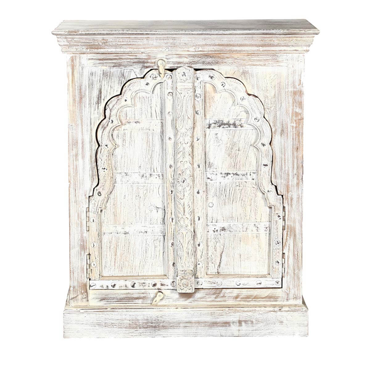 #796652  Rack Palazzo 32 White Arched Door Solid Wood 2 Door Storage Cabinet with 1200x1200 px of Brand New Solid Wood Storage Cabinets With Doors 12001200 pic @ avoidforclosure.info