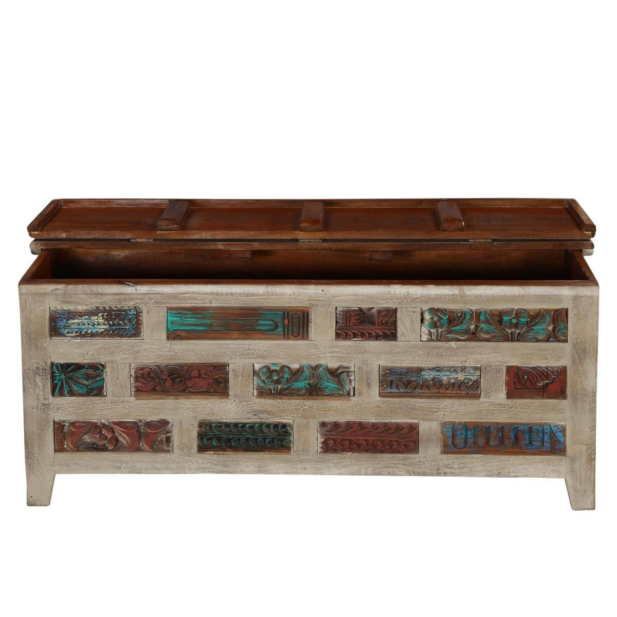 Rustic Wood Furniture Impressionist Brick Wall Mango & Reclaimed Wood . Full resolution  photograph, nominally Width 1200 Height 1200 pixels, photograph with #B48317.