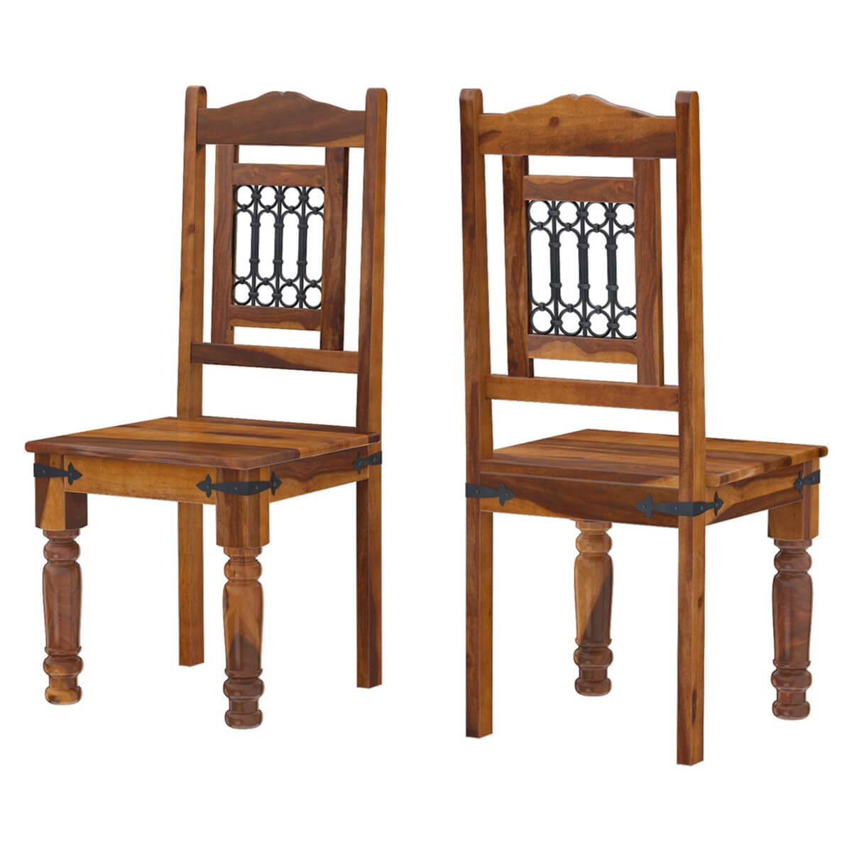 san francisco handcrafted solid wood 13 dining room set
