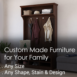 Custom Made Living Room Furniture