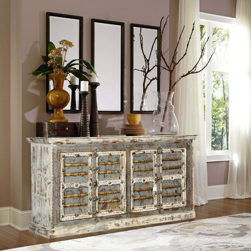 Rustic Accent Sideboard Buffets