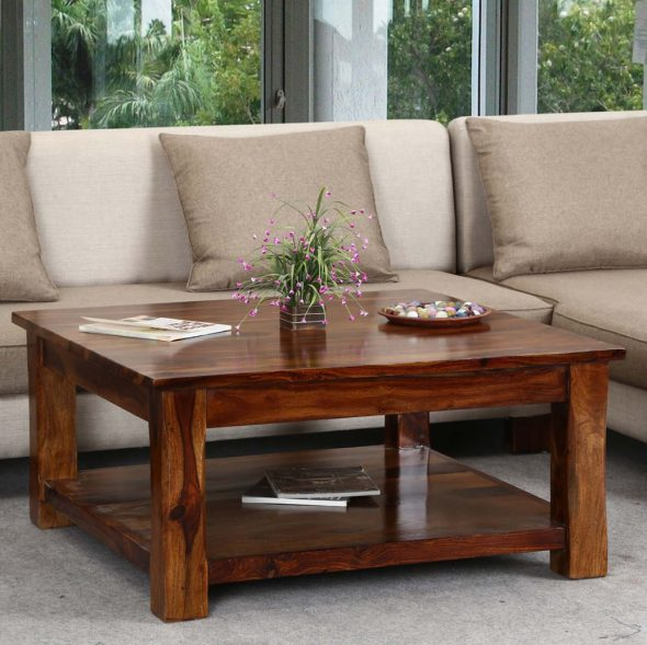 How To Find The Right Coffee Table For Your Space