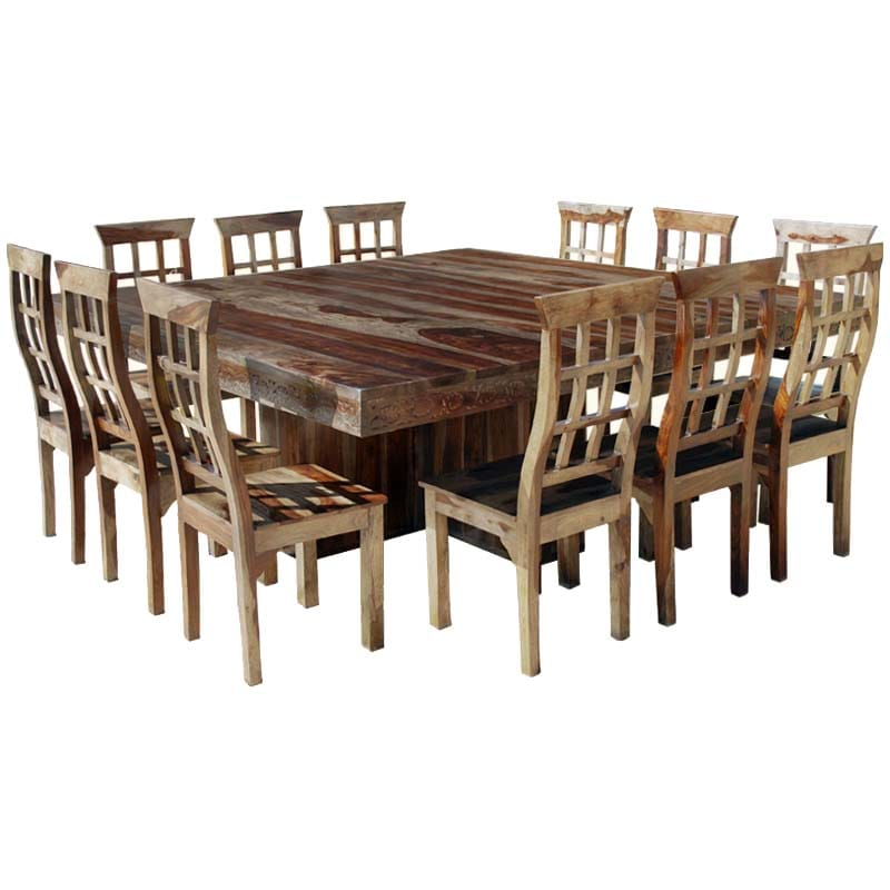 Big Dining Room: Stylish Banquet Tables From Rustic To Modern