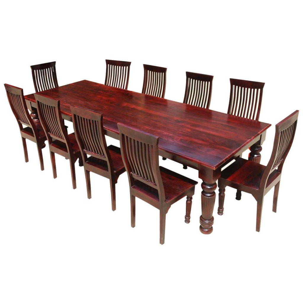 Dining Table Set For 10: Stylish Banquet Tables From Rustic To Modern
