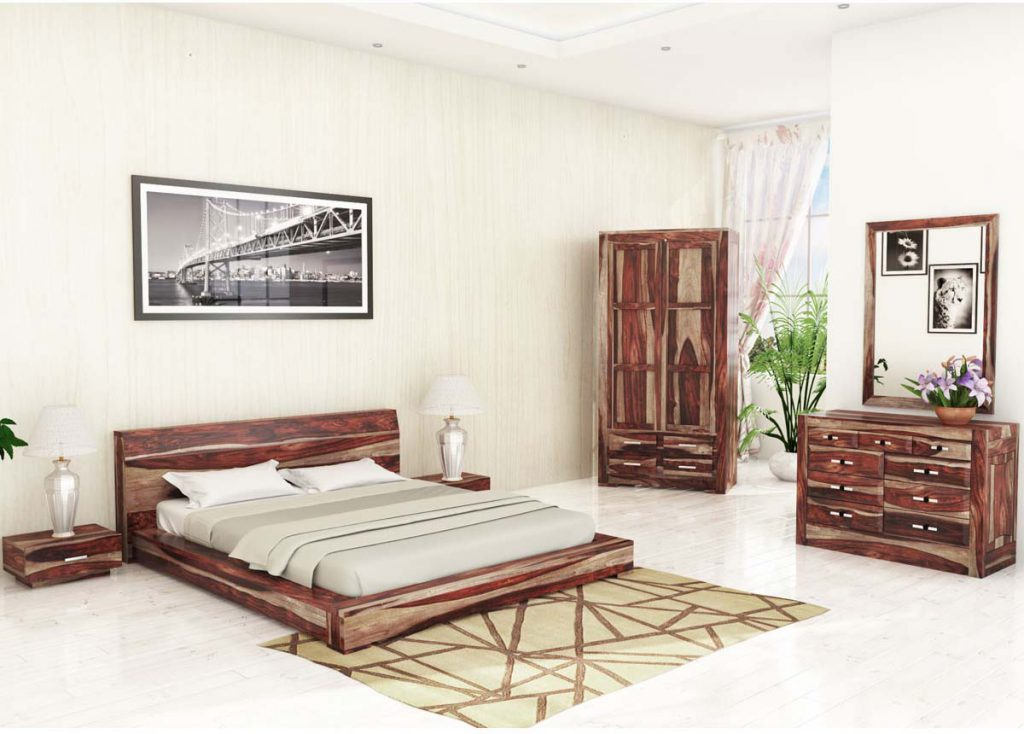 Sierra Nevada 6 Piece Bedroom Set