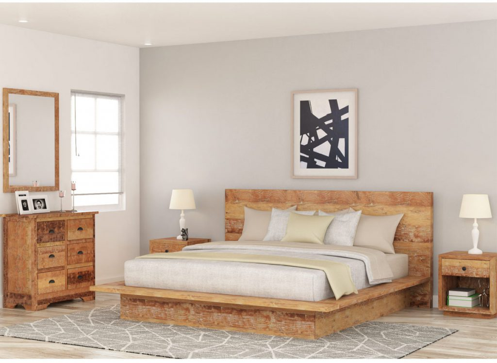 Britain 5 Piece Bedroom Set