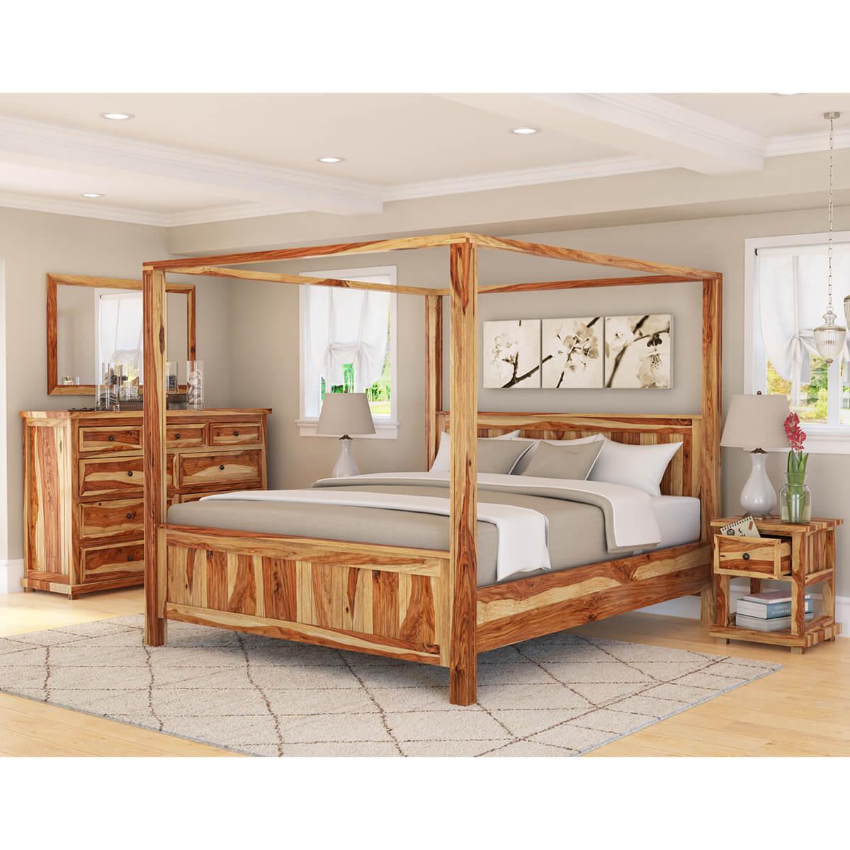 Larvik 4 Piece Bedroom Set