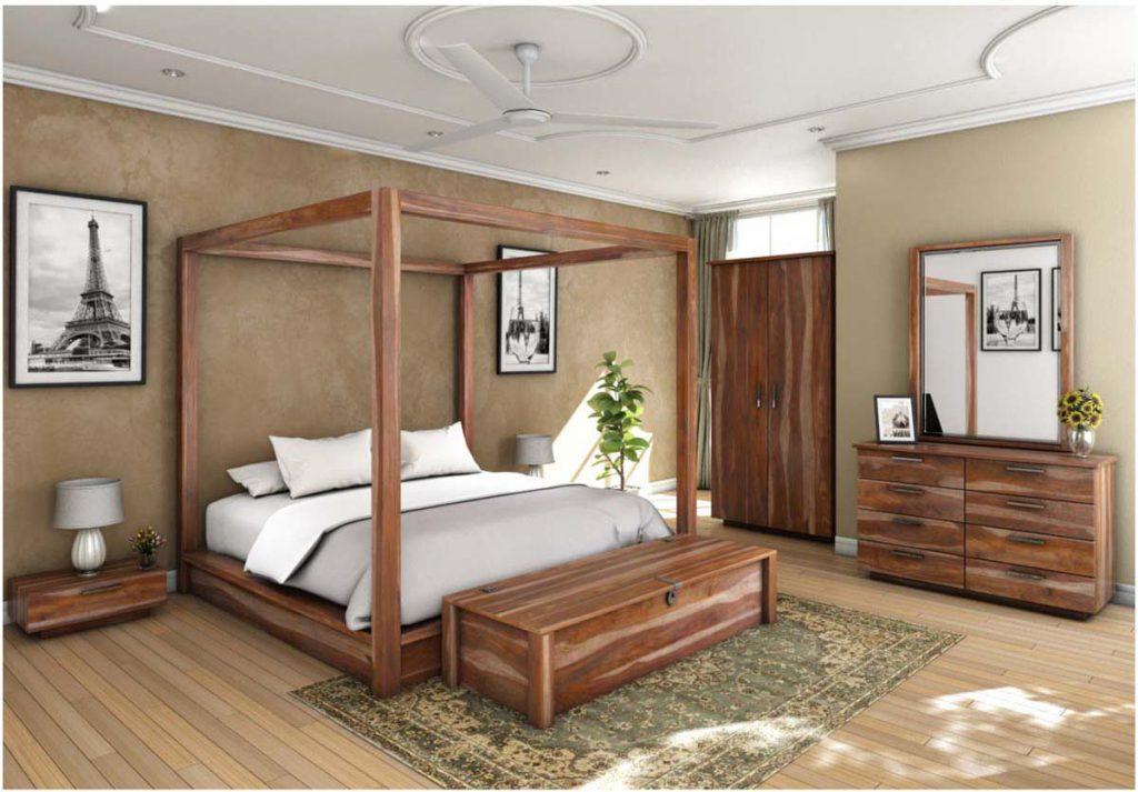 Hampshire 7 Piece Bedroom Set