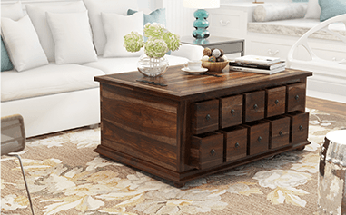 Rustic Solid Wood Furniture and Home Decor | Sierra Living Concepts