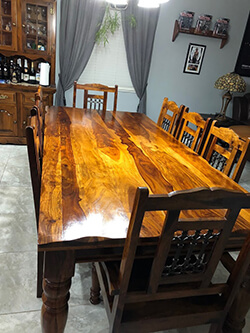Rustic Solid Wood Furniture And Home