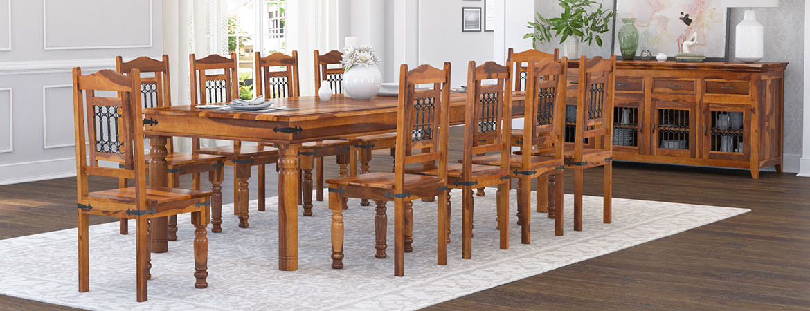 san-francisco-handcrafted-solid-wood-13-piece-dining-room-set