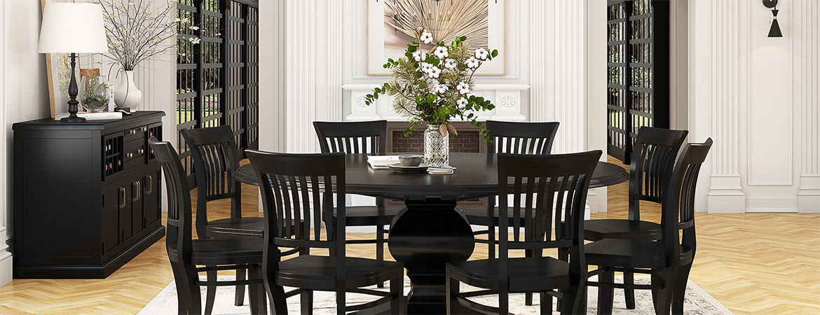 sierra-nevada-solid-wood-pedestal-13-piece-round-dining-room-set