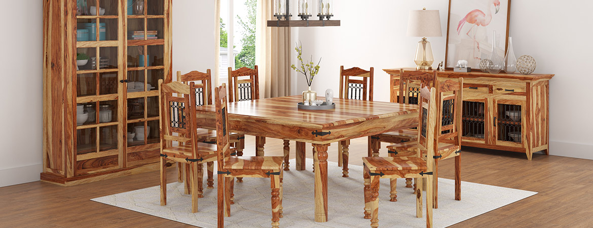 peoria-rustic-solid-wood-11-piece-square-dining-room-set