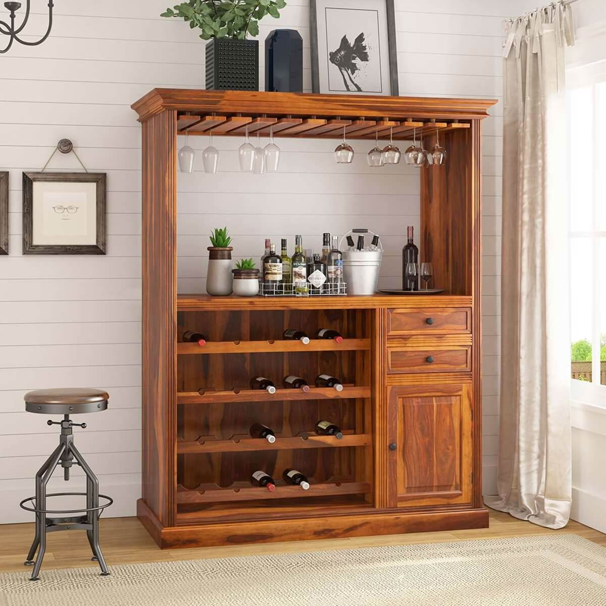 wine and bar cabinet. Wine And Bar Cabinet