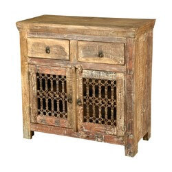 appalachian-rustic-reclaimed-wood-iron-grill-storage-floor-cabinet