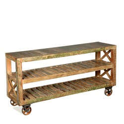 industrial-reclaimed-wood-iron-3-tier-rolling-shelves