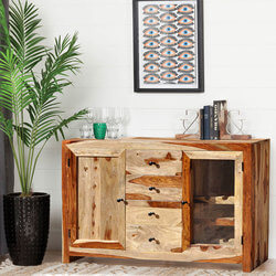 dallas-ranch-solid-wood-3-drawer-wine-sideboard