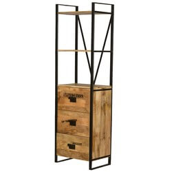 industrial-shipping-stamps-mango-iron-display-tower-w-drawers
