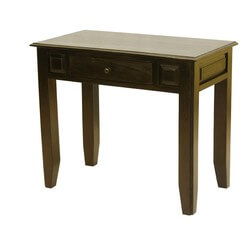 colonial-mango-wood-console-table-desk-w-drawer