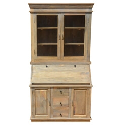 drop-front-secretary-desk-with-hutch-made-of-mango-wood