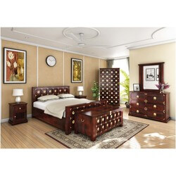 madison-solid-wood-brass-7pc-bedroom-furniture-set