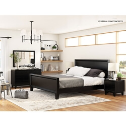 modern-simplicity-mocha-solid-wood-7-piece-bedroom-collection