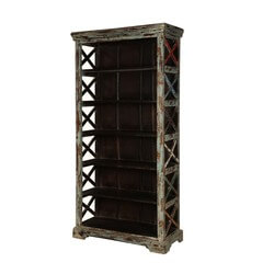 crisscross-mango-wood-handcrafted-rustic-bookcase