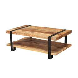 industrial-43-mango-wood-2-tier-rustic-coffee-table