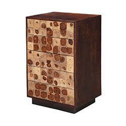 contemporary-tree-rings-rosewood-tiles-mango-wood-chest-of-drawer