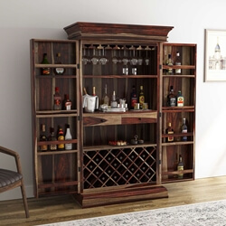 ohio-76-rustic-solid-wood-tall-wine-bar-cabinet