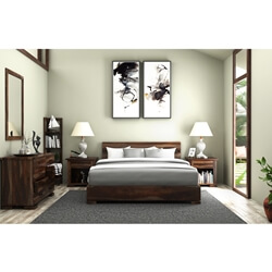 Athena 5 Piece Bedroom Collection