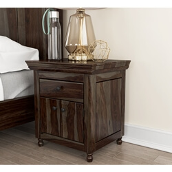 minnesota-solid-wood-rustic-nightstand-with-shutter-door-cabinet