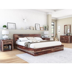 Jamaica 5 Piece Bedroom Collection