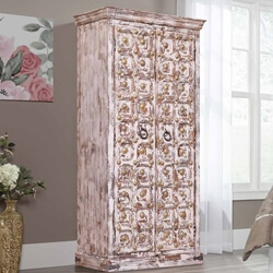 Rustic Armoire And Wardrobe Furniture