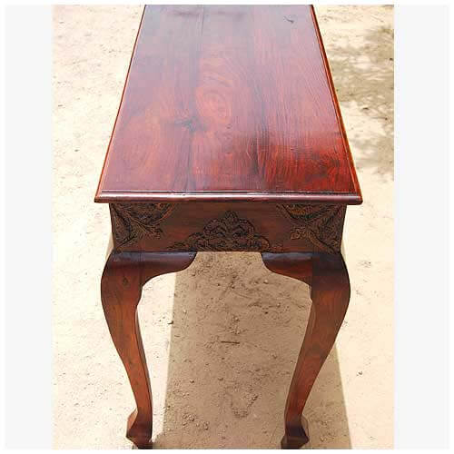 Anne Style Wood Console Foyer Entry Way Table NEW