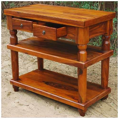 Hall Table With Drawers wood 2 storage drawers entry console hall table