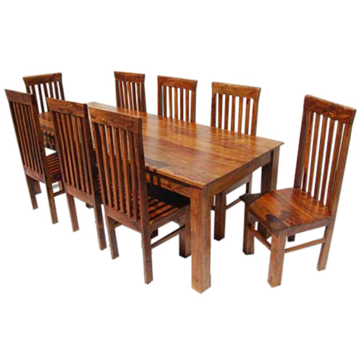 Rustic Classic Lincoln Study Dining Table and Chair Set : 17754 from www.sierralivingconcepts.com size 1200 x 1200 jpeg 323kB