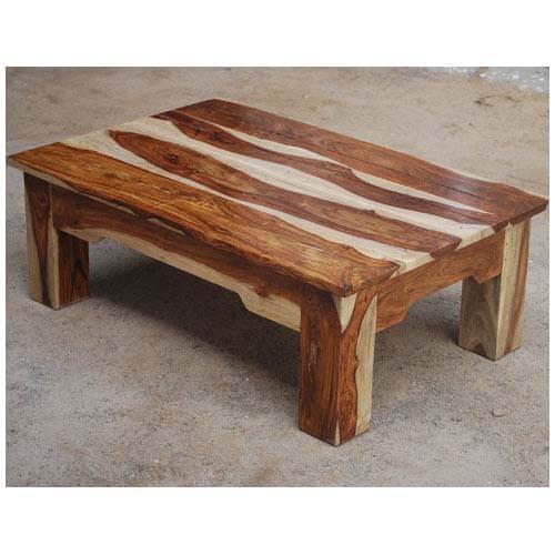 Dallas Ranch Contemporary Vandana Coffee Table