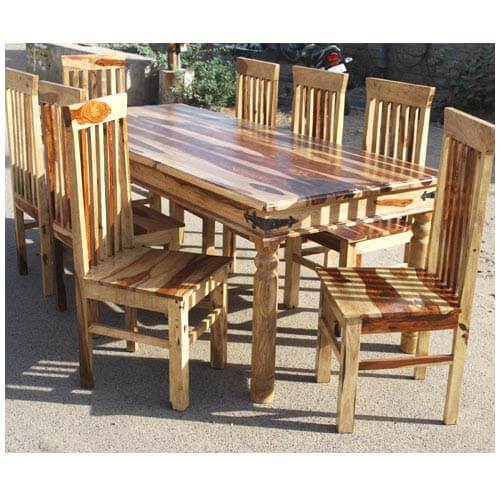 Dining Room Sets Dallas Tx: Lincoln 9 Piece Dallas Dining Room Table & Chair Set